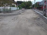 Folytatódnak az útépítések a kerületben