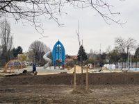 Megnyílt a Tejút park Csepelen